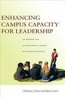 Enhancing Campus Capacity for Leadership - Adrianna J. Kezar, Jaime Lester (ISBN: 9780804793353)