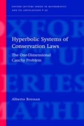 Hyperbolic Systems of Conservation Laws (ISBN: 9780198507000)