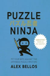 Puzzle Ninja (ISBN: 9781783351367)