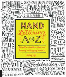 Hand Lettering A to Z - Abbey Sy (ISBN: 9781631592829)