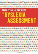 Dyslexia Assessment (ISBN: 9781472945082)