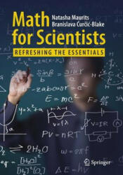 Math for Scientists - Refreshing the Essentials (ISBN: 9783319573533)