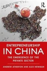 Entrepreneurship in China (ISBN: 9781138650121)