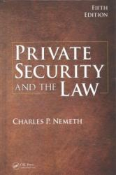 Private Security and the Law (ISBN: 9781138738751)