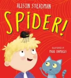 Spider! (ISBN: 9781444933499)