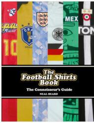 Football Shirts Book (ISBN: 9781785036651)