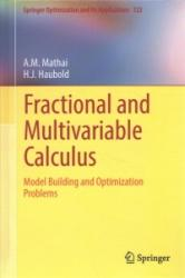 Fractional and Multivariable Calculus (ISBN: 9783319599922)