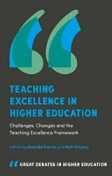 Teaching Excellence in Higher Education (ISBN: 9781787147621)