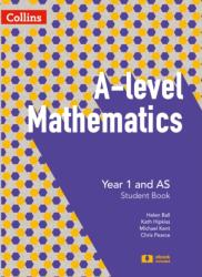 -level Mathematics Year 1 and AS Student Book (ISBN: 9780008270766)