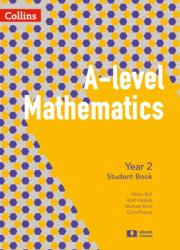 -level Mathematics Year 2 Student Book (ISBN: 9780008270773)