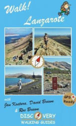 Walk Lanzarote (ISBN: 9781782750437)
