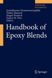 Handbook of Epoxy Blends (ISBN: 9783319400419)