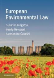European Environmental Law (ISBN: 9781107014701)