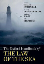 Oxford Handbook of the Law of the Sea (ISBN: 9780198806257)