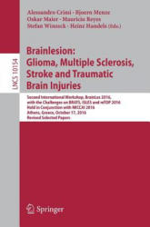 Brainlesion: Glioma, Multiple Sclerosis, Stroke and Traumatic Brain Injuries (ISBN: 9783319555232)