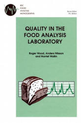 Quality in the Food Analysis Laboratory (ISBN: 9780854045662)