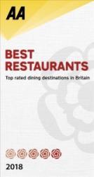 AA Best British Restaurants (ISBN: 9780749578893)