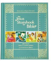Jesus Storybook Bible Gift Edition - Sally Lloyd-Jones, Jago (ISBN: 9780310761006)