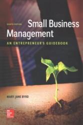 Small Business Management: An Entrepreneur's Guidebook (ISBN: 9781259538988)