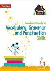 Vocabulary, Grammar and Punctuation Skills Teacher's Guide 4 (ISBN: 9780008222994)