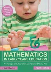 Mathematics in Early Years Education (ISBN: 9781138731127)