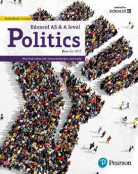 Edexcel GCE Politics AS and A-level Student Book and eBook (ISBN: 9781292187020)
