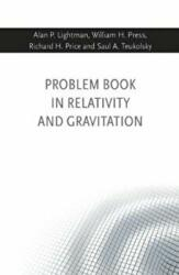 Problem Book in Relativity and Gravitation (ISBN: 9780691177786)