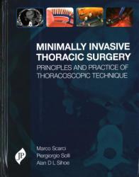 Minimally Invasive Thoracic Surgery (ISBN: 9781909836402)