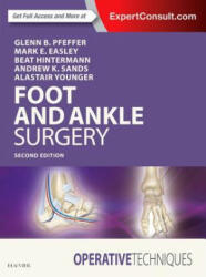 Operative Techniques: Foot and Ankle Surgery (ISBN: 9780323482349)