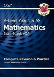 New A-Level Maths for AQA: Year 1 & AS Complete Revision & Practice with Online Edition (ISBN: 9781782948056)