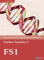 Edexcel AS and A level Further Mathematics Further Statistics 1 Textbook + e-book (ISBN: 9781292183374)