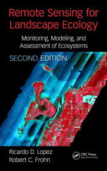 Remote Sensing for Landscape Ecology - Monitoring, Modeling, and Assessment of Ecosystems (ISBN: 9781498754361)