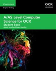 A/AS Level Computer Science for OCR Student Book (ISBN: 9781108412711)