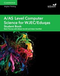 A/AS Level Computer Science for WJEC/Eduqas Student Book (ISBN: 9781108412728)