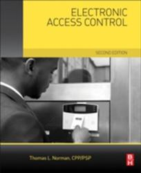 Electronic Access Control (ISBN: 9780128054659)