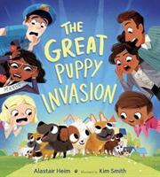 Great Puppy Invasion (ISBN: 9780544999176)