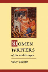 Women Writers of the Middle Ages - Peter Dronke (ISBN: 9780521275736)
