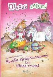 Rozália királykisasszony és a titkos recept (2012)