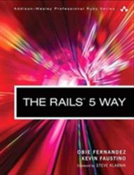 Rails 5 Way (ISBN: 9780134657677)