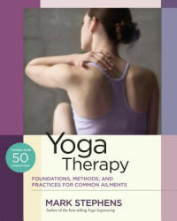 Yoga Therapy - Mark Stephens (ISBN: 9781623171063)