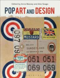 Pop Art and Design (ISBN: 9781474226189)