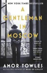 Gentleman in Moscow (ISBN: 9780099558781)