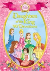 Princess Parables Daughters of the King - 90 Devotions (ISBN: 9780310756217)