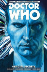 Doctor Who: The Ninth Doctor Volume 3: Official Secrets (ISBN: 9781785861123)