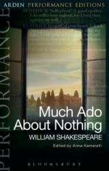Much Ado About Nothing: Arden Performance Editions (ISBN: 9781474272094)
