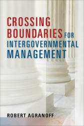 Crossing Boundaries for Intergovernmental Management (ISBN: 9781626164802)