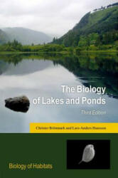 Biology of Lakes and Ponds (ISBN: 9780198713609)