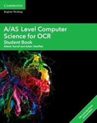 A Level Comp 2 Computer Science OCR - Alistair Surrall, Adam Hamflett (ISBN: 9781108412742)