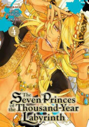 Seven Princes of the Thousand-Year Labyrinth - Aikawa Yu, Atori Haruno (ISBN: 9781626925526)