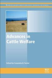Advances in Cattle Welfare (ISBN: 9780081009383)